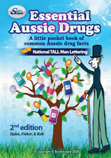 Essential Aussie Drugs (2nd Ed - Pocket A7) - Full Colour!