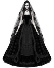Vestiti da donna floreale velluto formale