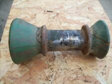 John Deere Rwa Disc ; Disc Gang Shaft Used Bearing Spool , Cracked on End