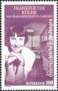 Austria 2021 M. Schutte-Lihotzky/Kitchen Designer/Architect/People 1v (at1220a)