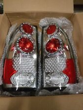 APC 404530TLR Clear Tail light assembly for 97-03 Ford F150