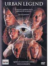 Urban Legend (1998) DVD introvabile