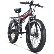 Electric bike 1000W Electric Fat Bike 48V Cruiser Electric Bicycle 4.0 tire bike