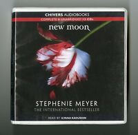 New Moon: Stephanie Meyer - Unabridged Audiobook 12CDS