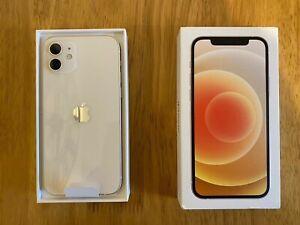 NEU! Apple iPhone 12 - 64gb-weiß (EE)