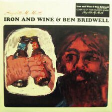 IRON AND WINE & BEN DRIDWELL SING INTO MY MOUTH VINYLE NEUF