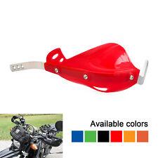 "2pcs 7/8"" Motorcycle Handlebar Hand Guard Protector Universal Fit Dirt Pit Bike"