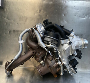 2019 BMW 5 SERIES 525D 2.0 DIESEL G30 TWIN TURBO TURBOCHARGER COMPLETE 8587539