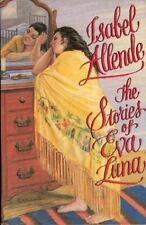 Signed First Edition Isabel Allende - The Stories of Eva Luna Charles Scribner's