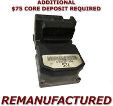REMAN 01 02 Mercury Grand Marquis ABS Pump Control Module w/ TRACTION >EXCHANGE