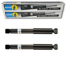 2x Bilstein B4 Rear Shock Absorber VAUXHALL ZAFIRA F75 for standardfahrwerk