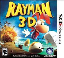*NEW* Rayman 3D - Nintendo 3DS