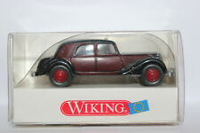 Wiking  1:87  Citroen 15 SIX Taxi