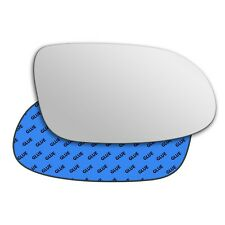 Right wing adhesive mirror glass for Mercedes SL Class R230 2000-2004 13RS