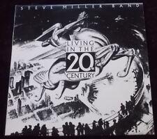 STEVE MILLER BAND Living In The 20th Century LP