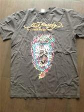 Ed Hardy Rhinestone Bling T-Shirt Size Xl Euc Eagle Dragon Christian Audigier