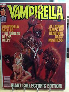 VAMPIRELLA #111 (JAN1983) VF/NM WARREN MAGAZINE - SCARCE LOW PRINT RUN