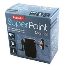 Derwent Super Point Manual Helical Sharpener pencil shapener