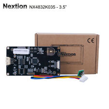35 Nextion Enhanced Hmi Touch Screen Panel Lcd Display Module Case Nx4832k035