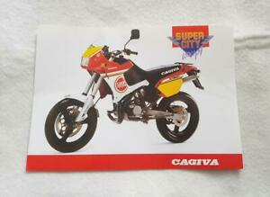 Cagiva Motorcycle Manuals And Literature For Sale Ebay