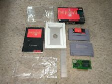 New listing Final Fantasy Ii 2 (Super Nintendo Snes) Cib * Authentic tested showing working