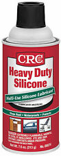 CRC Industries Heavy Duty Multi-Purpose Silicone Lubricant Spray 7.5 Oz 5074