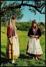 AA0014 Costumi Calabresi - Donne - Animata