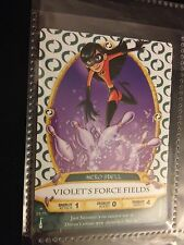 Disney Sorcerers of the Magic Kingdom *Rare* #21 Violet's Force Fields