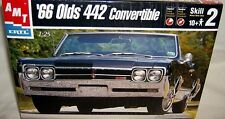 amt 1/25 1966 OLDSMOBILE 442 CONVERTIBLE STOCK VERSION