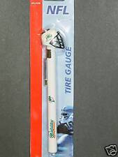 NFL Miami Dolphins Tire Pressure Gauge, NEW