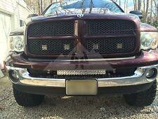 "2002-2007 Dodge Ram 1500 20"" LED Light Bar Mounting Brackets"