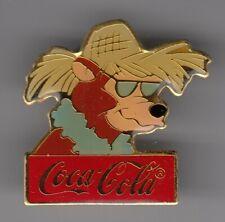 RARE PINS PIN'S ..  DISNEY USA COCA COLA COKE OURS BEAR GOMER COUNTRY ~19