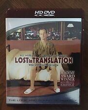 Lost in Translation (Hd-Dvd, 2007)