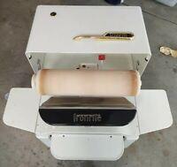 Ironrite Model 85 Ironing Machine motor runs heat works. Nifty shape. AB 241273