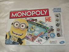 Despicable Me Minion made Monopoly Game