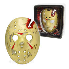 1:1 JASON PROP MASK hockey FRIDAY THE 13TH part IV 4 final chapter NECA REPLICA