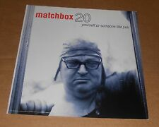 Matchbox 20 Yourself or Someone Like You 1996 Poster 2-Sided Flat Promo 12x12