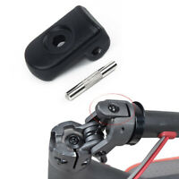 For Xiaomi M365 Reinforced Lock Steering Wheel Replace Hinge Repair Latch Black