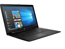 "HP 17z-ak000 17 Jet Black Laptop 17.3"" 3.0Ghz 8GB 1TB WiFi + BTTH DVDRW USB 3.1"