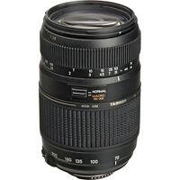 Tamron Zoom Telephoto AF 70-300mm f/4-5.6 Di LD Macro Autofocus Lens