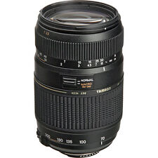 Tamron Af 70-300mm f/4-5.6 Di Ld Macro Zoom Telephoto Autofocus Lens For Nikon