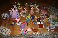 viele Figuren McDonalds Happy Meal Minnie Maus