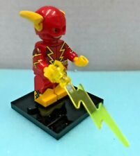 TYPE MINI FIGURINE BRICKS LEGO flash BATMAN   TBE