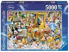 Ravensburger 17432 Disney Artistic Mickey 5000 Pieces Puzzle Jigsaw - Multi