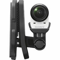 Genuine OEM Sony Action Cam Mini BLT-CHM1 Head Clip Mount Kit Helmet Camera Band