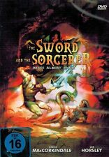 DVD NEU/OVP - The Sword And The Sorcerer - Kathleen Beller & Simon MacCorkindale