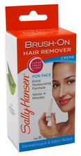 SALLY HANSEN - Brush-On Hair Remover Creme For Face Easy To Use - 1.7 oz. (48 g)