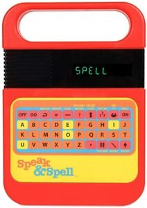 NEW BASIC FUN: Retro Speak and Spell Electronic Game