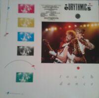 Eurythmics / Touch Dance uk 1984 PG 70354 near mint lp vinyl