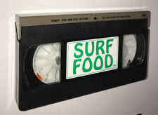 Rare Vtg Surf Food Vol 3 Vhs Surfing Video Endless Kelly Slater Pipeline Masters